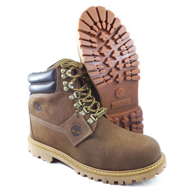 Bota Timberland Masculina Brooklyn Boot Burnt Marrom Rústico 60eba04fb2a2f