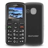 Celular Para Idoso Multilaser Vita 3 P9048 Botão S.o.s Novo