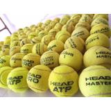 30 Bolas De Tênis Usadas No Saibro     Ótimo Estado     0f73abc3f2b91