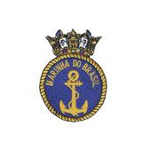 Bordado Termocolante Marinha