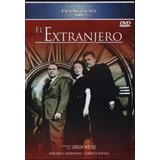 El Extranjero 1946 Orson Welles Pelicula Dvd