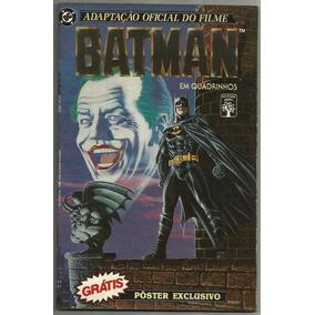 Batman - Adaptação Oficial Do Filme - 1989
