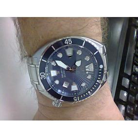 526a6ab820a Relógio Zodiac Oceanaire - Automático - Swiss Made