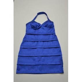 Vestidos de fiesta azul electrico 2016