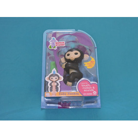 Finger Monkey Macaco Fingerlings Sensor 40 Sons U.s.a