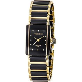 4p Feminino Classico Dourado Relogio Technos 5y30my - Relógios De ... 541c3023ee