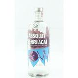 Vodka Absolut Berri Açaí (1litro)