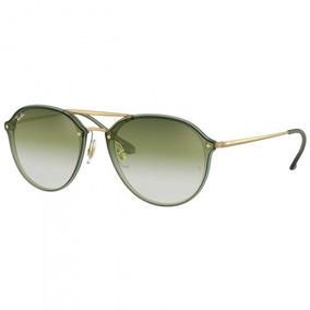 Ray Ban Blaze Double Bridge - Óculos no Mercado Livre Brasil d525b18be8