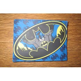 Cartera Original Batman Rubber - Caucho Dc Comics