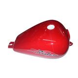 Tanque De Nafta Motomel Custom Raiders Rojo Original