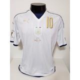 cbfa3064dc Camisa Itália Branca 16-17 Verratti 10 Importada