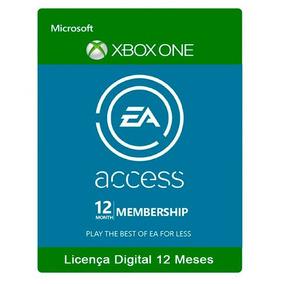 Ea Access 12 Meses Licença Digital Pronta Entrega