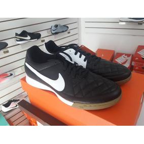 Chuteira Nike Tiempo Genio Leather Ic - Chuteiras no Mercado Livre ... 56f5fe79a5066