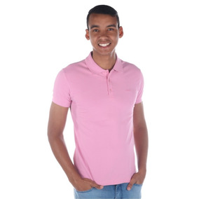a7d4832b5 Camisa Polo Colcci Masculina Básica Regular Em Algodão
