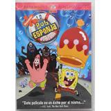 Dvd Bob Esponja La Película