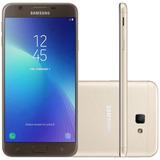 Smartphone Samsung J7 Prime 2 G611m 3+32gb 4g Dourado + Nfe