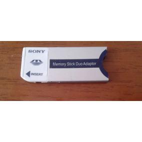 Adaptador Memory Stick Duo Sandisk Sony / Sandisk