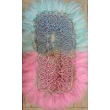 Atrapasueños Artesanal. A Crochet. Ideal Souvenirs. Aro 8 Cm
