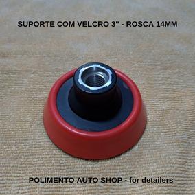 af75ddbd03a61 Suporte De Boina Velcro 3 Polegadas - Limpeza Automotiva no Mercado ...