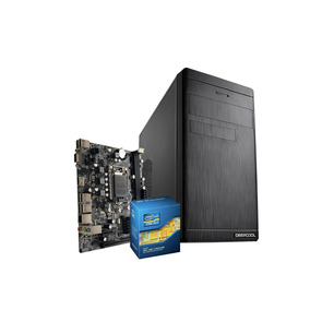 Pc Intel Core I5 3.4 Ghz, 16gb, Ssd 240gb, Hd 1tb, Promoção