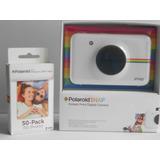 Polaroid Snap Nueva 10 Megapixeles Con Paquete De 50 Hojas