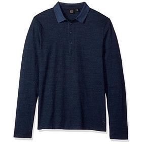 Camisetas Calvin Klein Tipo Polo Manga Larga - Ropa y Accesorios en ... fa4949b3acbd7