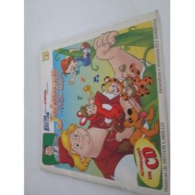 Joaozinho E O Feijao Magico Silvio Santos Usado S/cd R.794