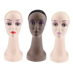 Cabeza De Maniquí Femenino Busto De Maniquí Para Peluca S 9f09635e371