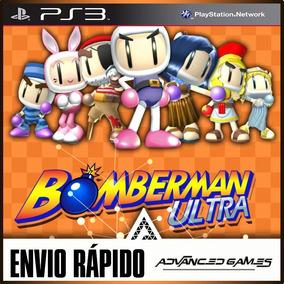Bomberman Ultra - Jogos Ps3 Psn Midia Digital