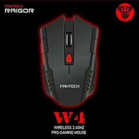 Mouse Gamer Sem Fio Wireless Fantech Raigor W4 - Promoção