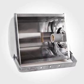 Kit C/ 3 Refletor Alumínio P/ Lampada C/ Bocal E-40 Pje-400w