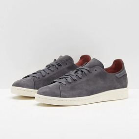 hot sale online 38d7e db61a Tenis Stan Smith Nuud Mujer Casuales Piel Deportivos Moda