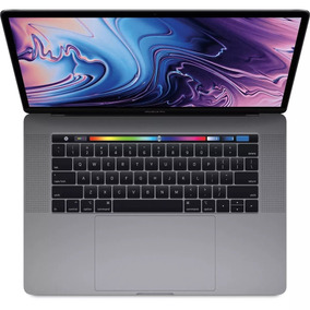 Apple Macbook Pro Mr942 I7/2.6ghz/16g/512ssd 15 2018 Lacrado