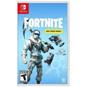 Jogo Fortnite Deep Freeze Bundle Nintendo Switch