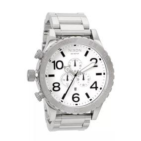 Relógio Nixon 51-30 Crono Original + 3 Anos De Garantia