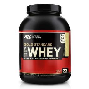Whey Gold Standard On 73 Serv 5lb French Vanilla Creme