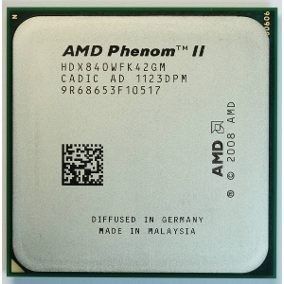 Processador Amd Phenom I I 840 3.2ghz Quad Core Am2+/ Am3