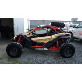 Can Am Maverick X3 Xrs 1000 Turbo Equipado 110 Hr A Meses