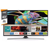 Smart Tv Led 43 - 4k - Uhd Samsung 43mu6100