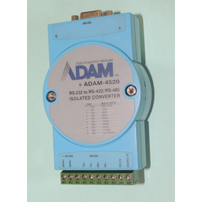 Advantech Adam-4520 Isolated Rs-232 To Rs-422 485 Converter