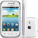 Samsung S6293 Galaxy Young Tv - 3mp - Dual Chip - Novo