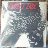 Heavy Metal, Motley Crue, Too Fast For Love, Lp 12´, U.s.a.