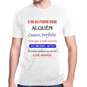 Camiseta Henrique E Juliano Camisetas Manga Curta No Mercado Livre