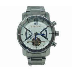 e1a6941d35e Relogio Bvlgari Caixa Em Aco - Relógios no Mercado Livre Brasil