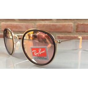 Oculos Rayban Espelhado Rosa Dobravel De Sol Ray Ban - Óculos no ... fb2bc2fc92028