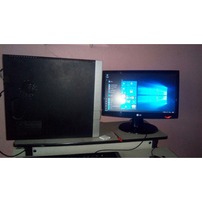 Pc De Escritorio Doble Nucleo Hhd250 4gb Ram