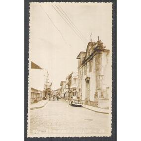 Postal Foto Brasil 26 Paranaguá Rua Quinze Anos 50