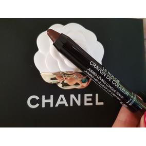 e30e98aee10 Lápis Batom Retrátil Longa Duração Chanel N.23 Marrom