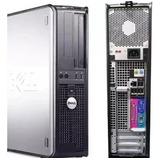 Cpu Dell Core 2 Duo E8400 8 Gb Ssd 240 Gb+ Wifi / Win 10