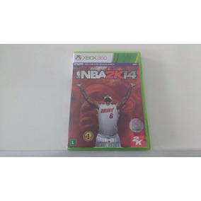 Nba 2k14 Xbox 360 Original